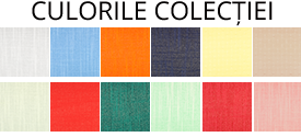 culorile colectiei